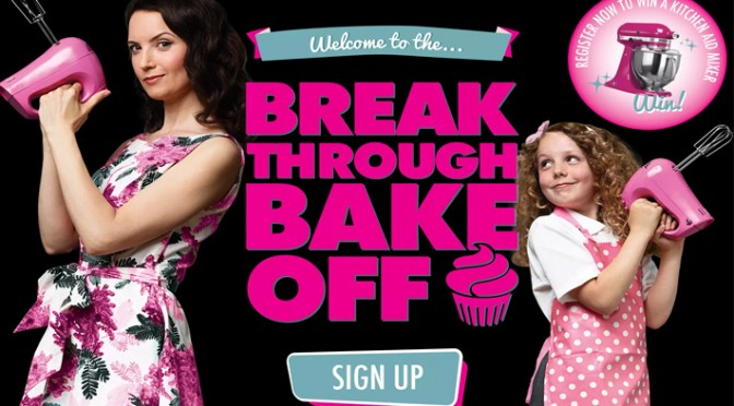 Raise some dough for Breakthrough Breast Cancer