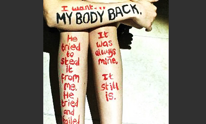 My Body back project