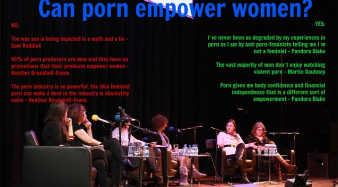 Can porn empower women?