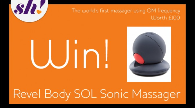 Win SOL Sonic Massager Competition