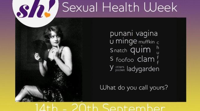 Sexual Health Week: Vaginal Health