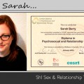 Ask Sarah - Sh! Sex & Relationship Therapist