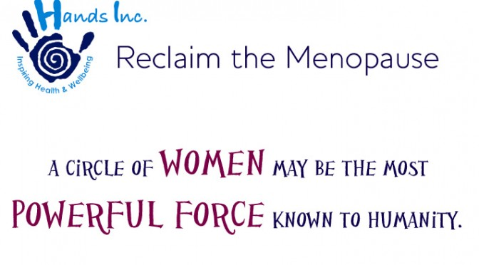 Sex and the Menopause