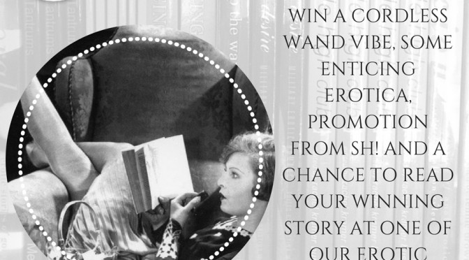 Enter our September Stories Erotic Writing Competition