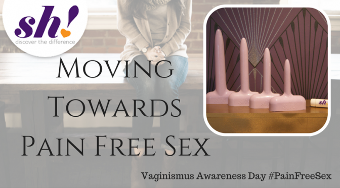 Moving Towards Pain Free Sex