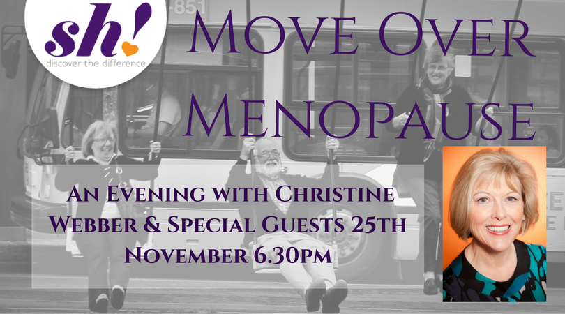 Move over menopause event image