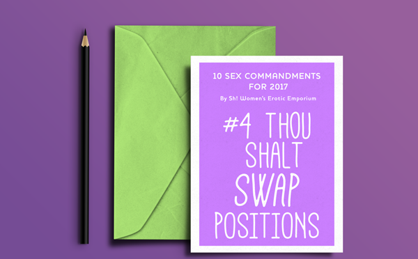 10 Sex Commandments for 2017