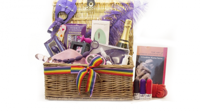 WIN The Great British Lesbian Hamper worth £500+