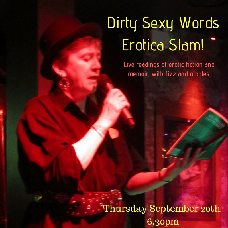 Dirty Sexy Words Erotic Slam