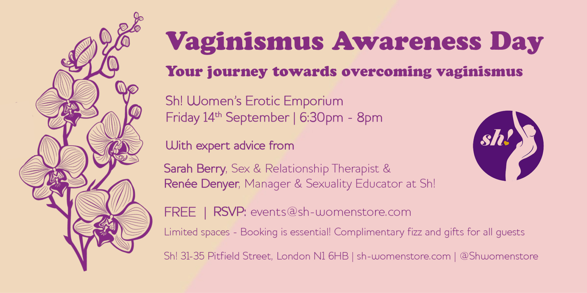 vaginismus awareness day 2018