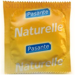 Pasante Naturelle Single Condom