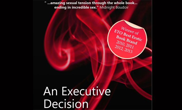 An Executive Decision by Grace Marshall - Book Review