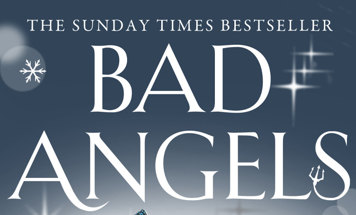 Free Erotica - Bad Angels by  Rebecca Chance