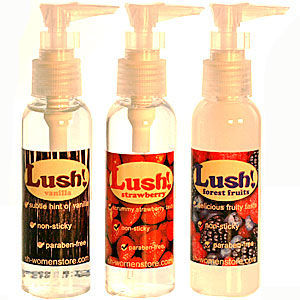 Lush Flavoured Lube