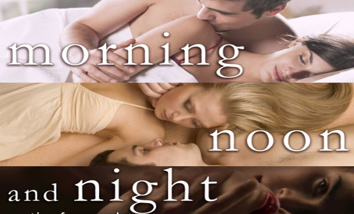 Free Erotica - Morning, Noon and Night! by Alison Tyler