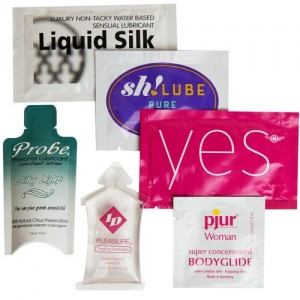 Using lube enhances glide ( and sensitivity!) - protecting safe-sex supplies from splitting or tearing