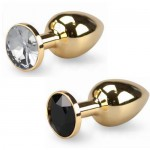 Small Gold Butt Plug (£29)