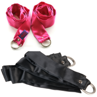 Satin Ties: Hot Pink or Black
