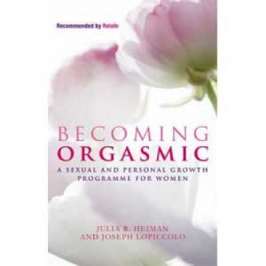 Becoming Orgasmic Book Cover
